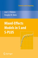 Mixed-Effects Models in S and S-PLUS