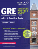 Gre Strategies  Practice  and Review 2017