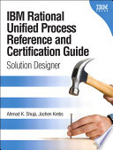 IBM Rational Unified Process Reference and Certification Guide