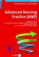 Advanced nursing practice  ANP