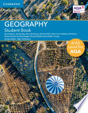 A AS Level Geography for AQA Student Book