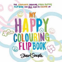 My Happy Colouring Flip Book