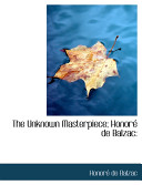 The Unknown Masterpiece  Honor de Balzac