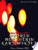 Nuoren Wertherin kärsimykset (Finnish Edition)