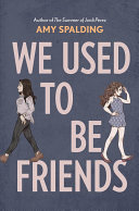 We Used to Be Friends Book PDF