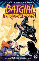 Batgirl and the Birds of Prey Vol  2  Source Code