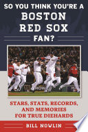 So You Think You re a Boston Red Sox Fan