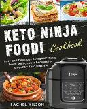 Keto Ninja Foodi Cookbook