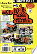 Walneck S Classic Cycle Trader June 1999