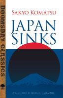 Japan Sinks Book