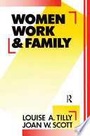 Women  Work  and Family