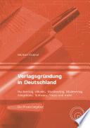 Verlagsgr  ndung in Deutschland   Buchverlag  eBooks  Musikverlag  Modeverlag  Klingelt  ne  Software  Fotos und mehr