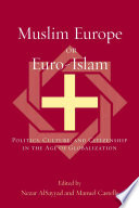 Muslim Europe Or Euro Islam