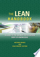 The Lean Certification Handbook