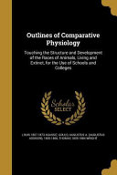 OUTLINES OF COMPARATIVE PHYSIO