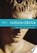Cultura Cl  sica 2o Ciclo ESO  Libro gu  a del profesorado  Contiene disquette con proyecto curricular