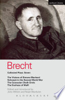 Brecht Collected Plays  7