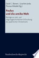 Paulus und die antike Welt
