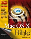 Mac OSX Bible Tiger Edition