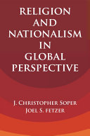 Religion and Nationalism in Global Perspective