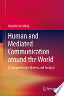 Human and Mediated Communication around the World