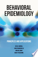 Behavioral Epidemiology