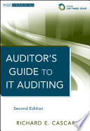 Auditor S Guide To It Auditing