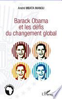 Barack Obama et les défis du changement global