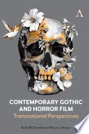 Contemporary Gothic and Horror Film Book PDF