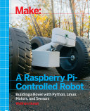 download ebook make a raspberry pi-controlled robot pdf epub