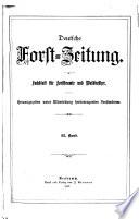 Deutsche Forst Zeitung