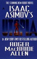 Isaac Asimov's Utopia Book Cover