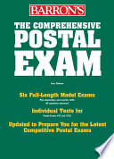 Barron s Comprehensive Postal Exam  473 473 C