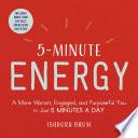 5 Minute Energy