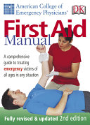 download ebook american college of emergency physicians first aid manual pdf epub