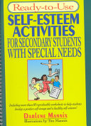 Ready to use self esteem activities for secondary students with special needs