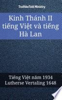 Kinh Thánh II tiếng Việt và tiếng Hà Lan