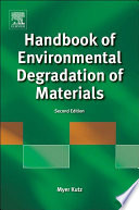 Handbook of Environmental Degradation of Materials