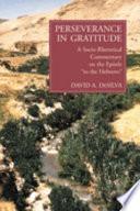 Perseverance in Gratitude