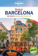 Travel Guides Pocket Barcelona