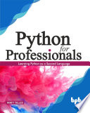 Python For Professionals