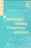 Networked Learning  Perspectives and Issues