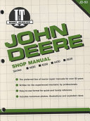 John Deere Shop Manual 4030 4230 4430 4630