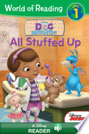 World of Reading Doc McStuffins  All Stuffed Up