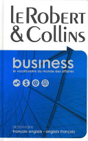 illustration Le Robert & Collins Business