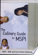 The Culinary Guide for MSPI