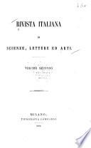 Rivista italiana di scienze