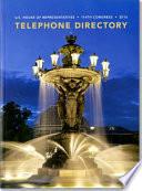House of Representatives Telephone Directory 2015
