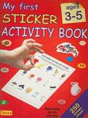 My First Sticker Activity Book