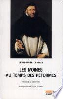 Les moines au temps des réformes